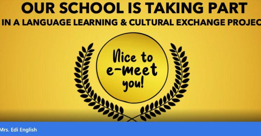 zdjęcia promujące projekt Nice to e-meet you