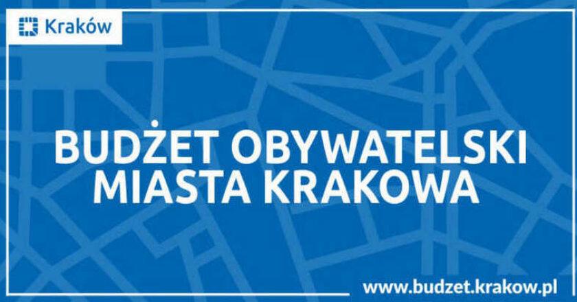 budżet obywatelski miasta Krakowa