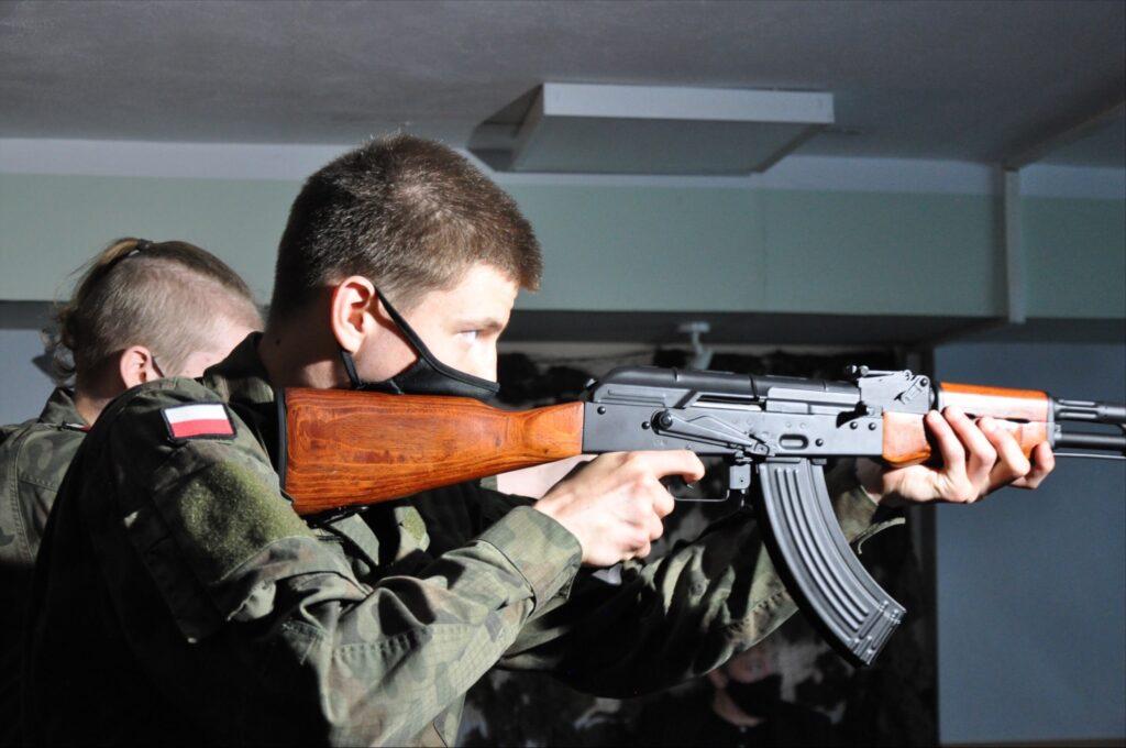 otwarcie strzelnicy